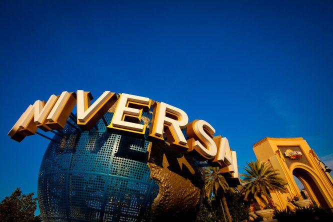 Universal Orlando Resort is the only theme park destination in the world where you, your family and your friends can feel all these things in the same day: rush, joy, exhilaration, total outrageousness, extreme fun and everything else. It is a unique destination where guests are not just entertained - they become part of their own entertainment and adventure.