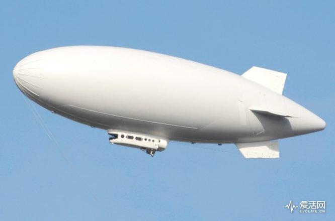 亚马逊继续无人机快递计划发想 加入空艇航母配送中心-德州新博科技