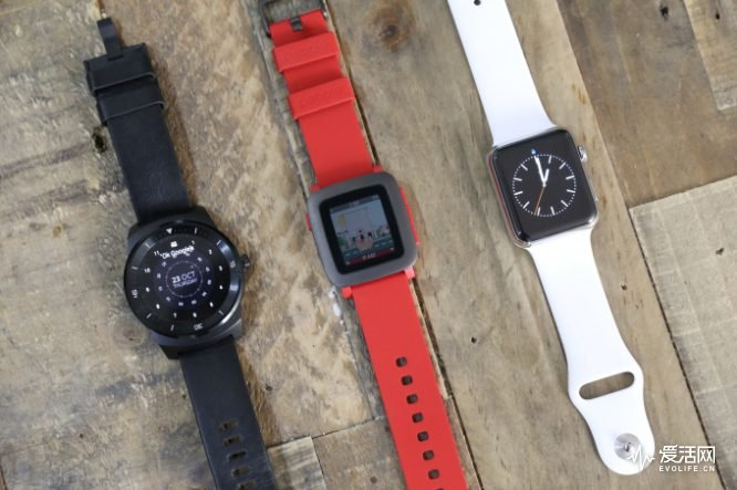 pebble-time-lg-g-watch-r-apple-watch