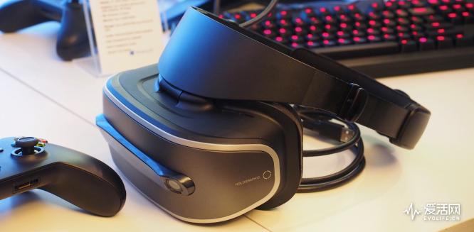 CES2017 | 便宜是硬道理 联想借力微软进军VR头盔领域-德州新博科技