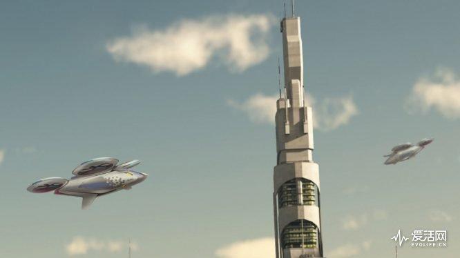 在未来的城市天空 空客全家桶想要承包你的离地出行-德州新博科技