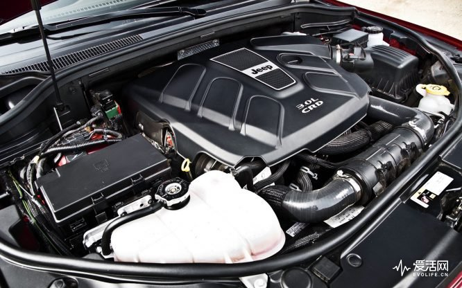 2014-Jeep-Grand-Cherokee-EcoDiesel-engine