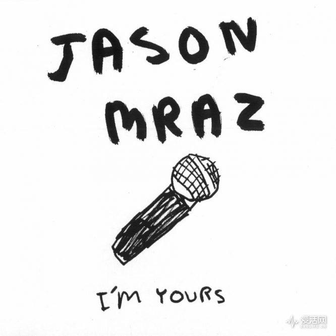 Jason_Mraz-I_m_Yours_(CD_Single)-Frontal