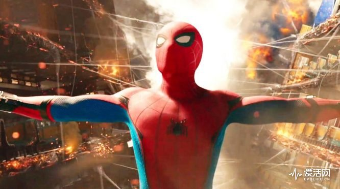 SpiderMan Homecoming 4