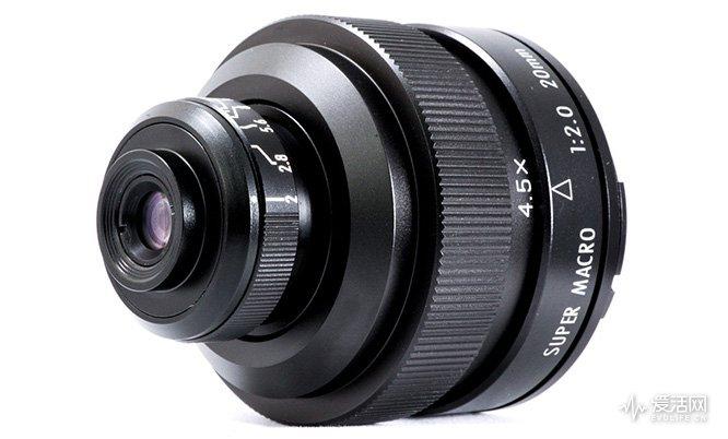 ZY-Optics-Zhongyi-Mitakon-20mm-f2.0-4.5X-compact-macro-lens-with-high-magnification-ratio