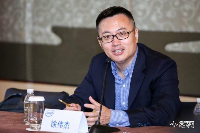 英特尔无人驾驶事业部中国区总监 徐伟杰