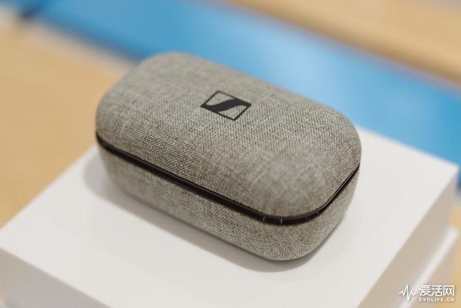 点满科技树 森海塞尔史上第一款音箱,分体式耳机国内发布图片