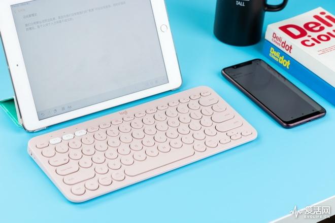 电脑维仺/k�.�_罗技k380便携蓝牙键盘试玩:八面玲珑通吃电脑手机平板