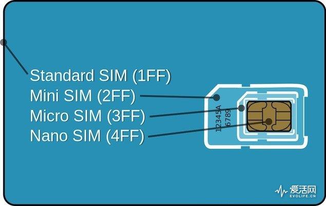 various_sim_formats