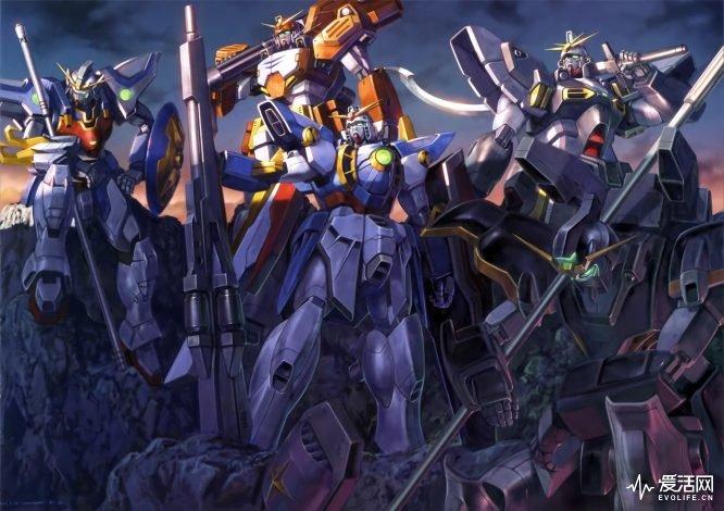 5_Gundams_GW