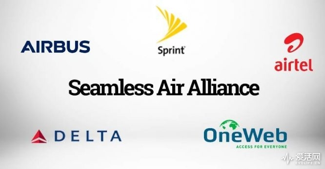 Seamless Air Alliance (PRNewsfoto/OneWeb)