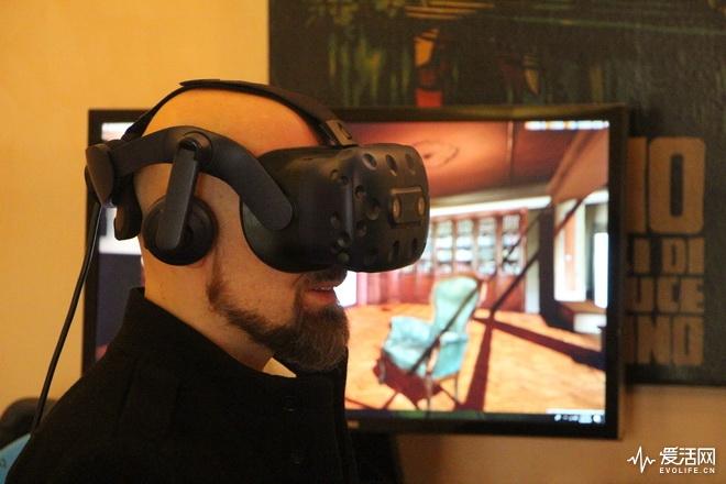 使用Vive Pro将真实的生活环境搬到VR中_resize