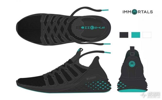 Immortals_K_Swiss_Shoe