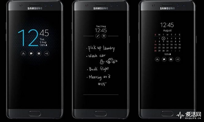 Smartphones-Samsung-Galaxy-S7-S7-Edge-got-the-update-from-the-Always-On-Display-functions-inherent-model-Note7