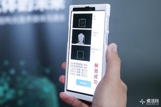 3D人脸识别Demo