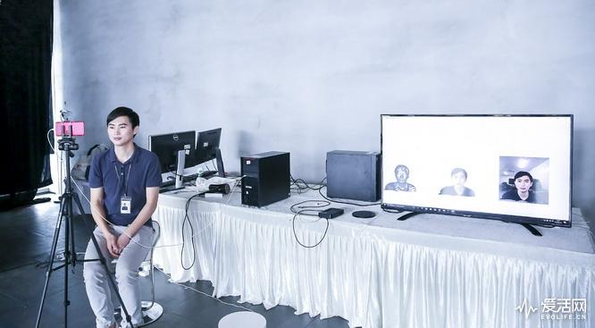 5G 3D视频通话演示_图片1