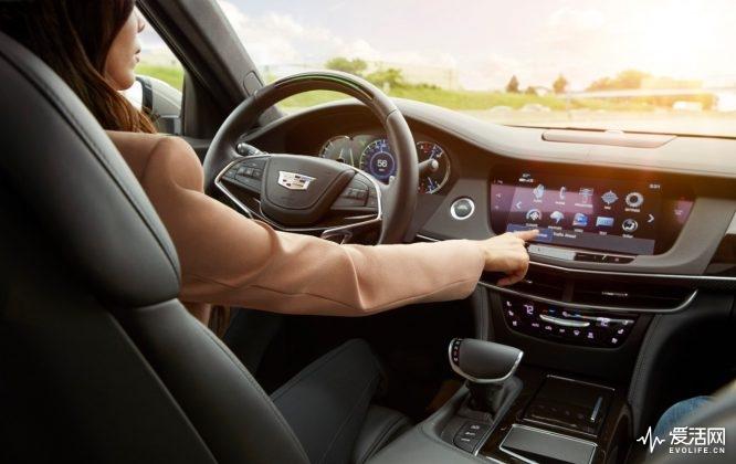 凯迪拉克将全系搭载Super Cruise™超级智能驾驶系统