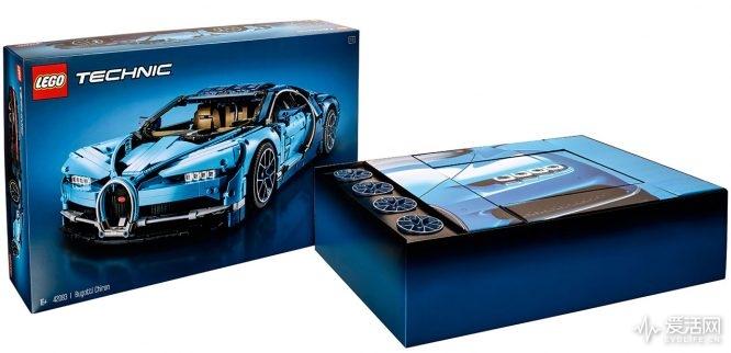 LEGO Technic Bugatti Chiron (42083)-6