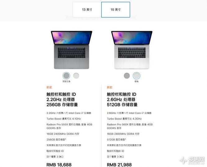 MacBook Pro 15 cn