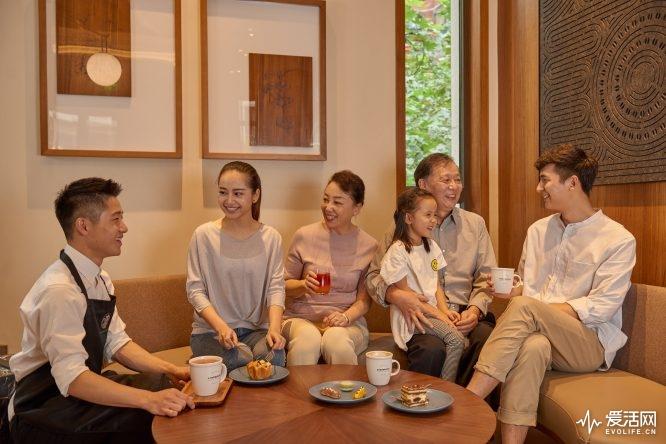 上海嘉御庭社区体验店打造像家一样温暖的第三空间