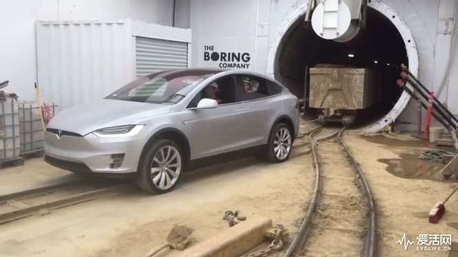 Model-X-Boring-Company-tunnel