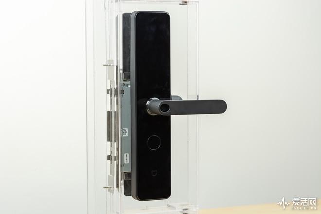 试用小米米家智能门锁:关上安全操心 打开智能家居野心