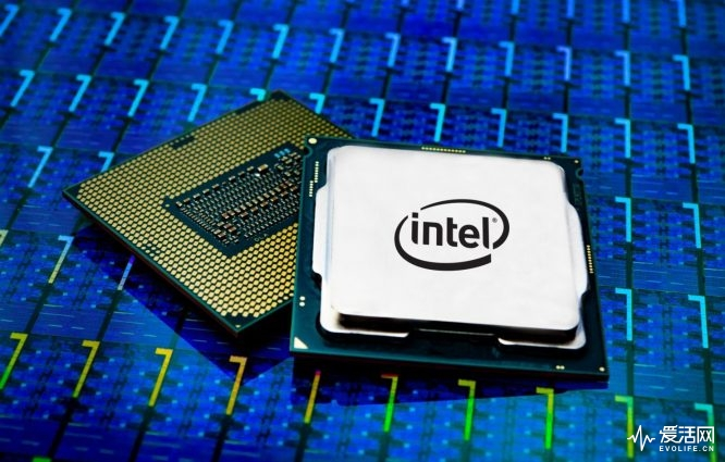 A photo released Oct. 8, 2018, shows a 9th Gen Intel Core processor packages. The processor family is optimized for gaming, content creation and productivity. (Source: Intel Corporation)