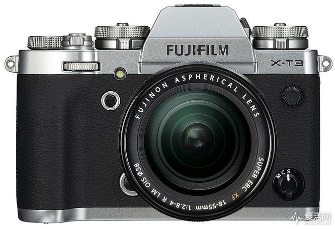 Fuji-X-T3-mirrorless-camera