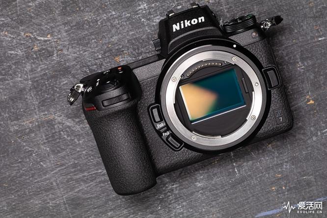 Nikon_Z7_sensor
