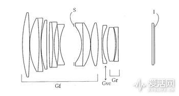 Tamron-85mm-f1.4-full-frame-DSLR-lens-patent