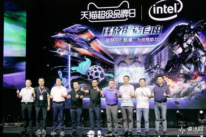 2019ChinaJoy:英特尔把游戏展做成了大派对-玩懂手机网 - 玩懂手机第一手的手机资讯网(www.wdshouji.com)