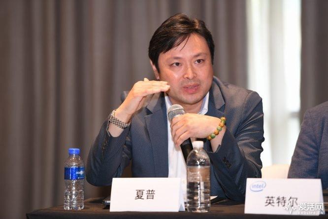 夏普公司市场营销部门主任 王建二