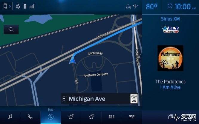 Tailored to run on a variety of new touchscreen displays available, from 8 inches to 15.5 inches, SYNC 4 includes enhanced multi-tasking to simultaneously display different features at the same time, plus cord-free Apple CarPlay, Android Auto and SYNC AppLink compatibility
