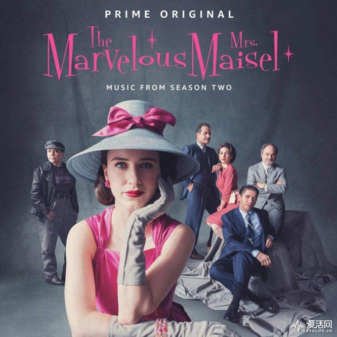 cover-art-The-Marvelous-Mrs-Maisel-Music-from-Season-Two