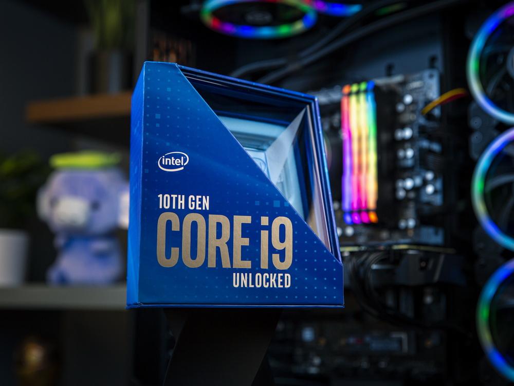Intel-CML-S-System-i9
