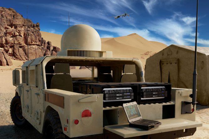 Latitude Rugged在无人机领域应用