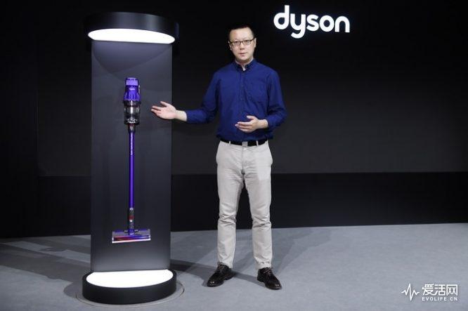 新闻稿配图_1. 戴森全新Digital Slim轻量无绳吸尘器全球首发