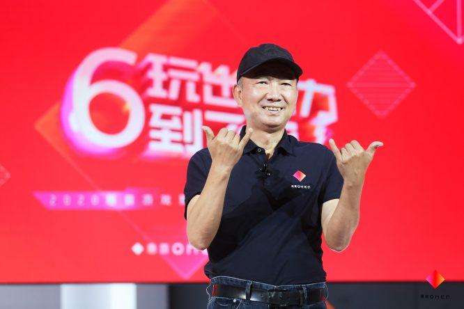 惠普公司大中华区总裁庄正松致辞
