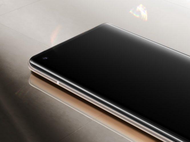X50 Pro+产品美图_驼色正面特写