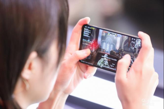 牵手腾讯IEG强强联合 高通骁龙为5G时代移动娱乐再度赋能(1)2409