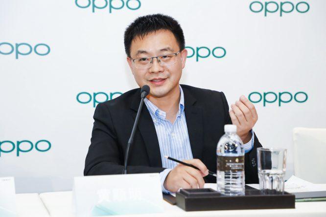 OPPO新兴移动终端事业部智能大屏产品中心总经理,黄顺明