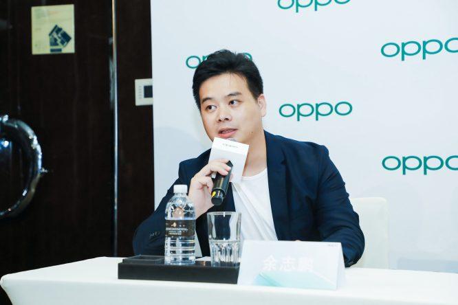 OPPO新兴移动终端事业部营销总经理,余志鹏